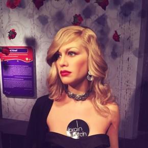 Nachts bei Madame Tussauds: Hallo Hilde!