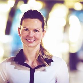 """Auf eine Runde """"Ich, das Sportlerinnen-Klischee"""" mit Britta Steffen"""