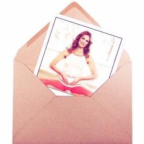 Kerstin Linnartz: Ein Brief an meinen Bauch