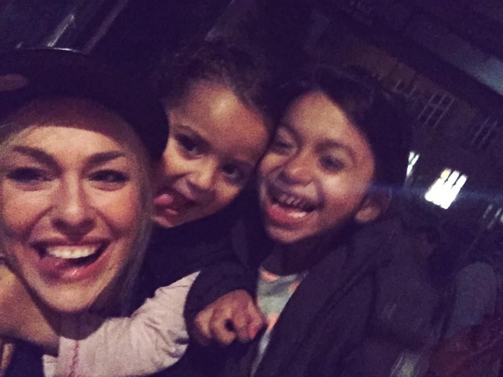 Ich bin verrückt nach den beiden Flüchtlingskindern Tala und Nathalie